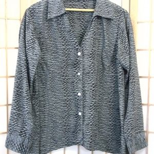 Threads Saks Fifth Avenue Blouse Size XL